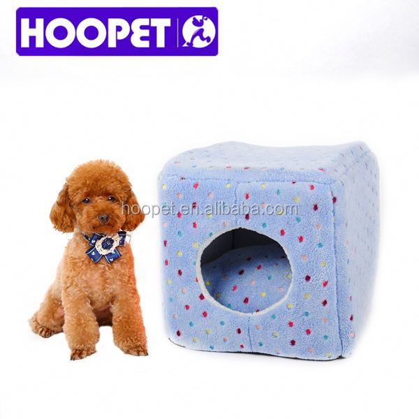Magic box luxury dog kennel pet cushion fashion design