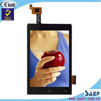 capacitive touch screen for mobile phone 3.5 320*480 TFT LCM with CTP LCM