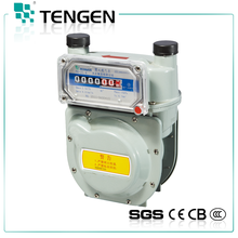 Distant Transmission Aluminium Alloy Natural Gas Meter