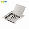 Guida Hot- sale square 11*11cm stainless steel floor drain cover