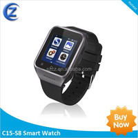 android 4.3 Smart Phone Watch SmartWatch WIFI Positioning
