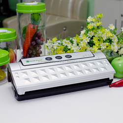 Kitchen helper 110W fruit vacuum sealer easy to operate household vacuum packing machine