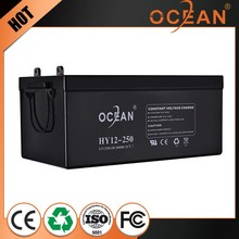 MSDS 12v 500ah battery for solar