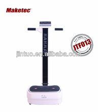 2018 power fitness vibrating massage body building equipment