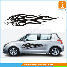 Good quality wholesale custom vinyl stickers, decal print