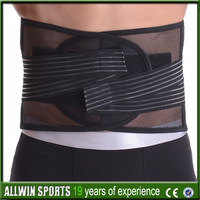 neoprene Waist support Lightweight Back Brace Therapy Belt for Health and Keep Warmer