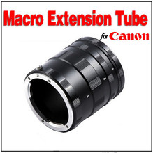 Mcoplus manual Focus tubo de extensión macro close-up para Canon <span class=keywords><strong>EOS</strong></span> 1D 5D Mark III <span class=keywords><strong>7D</strong></span> 50D 1Ds 40D 550D