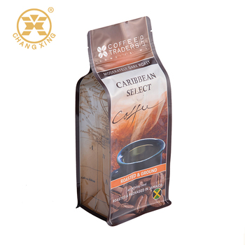 FDA approvel coffee bag/instant coffee pouch