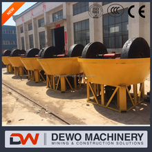 latest technology wet pan mill for business industrial