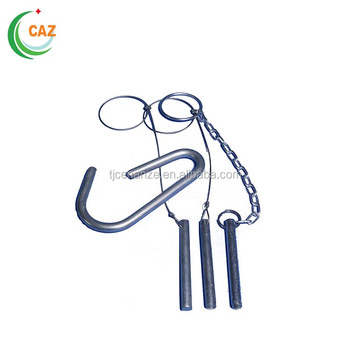 Hot selling best price Galvanized wire prop pin G pin Chain pin