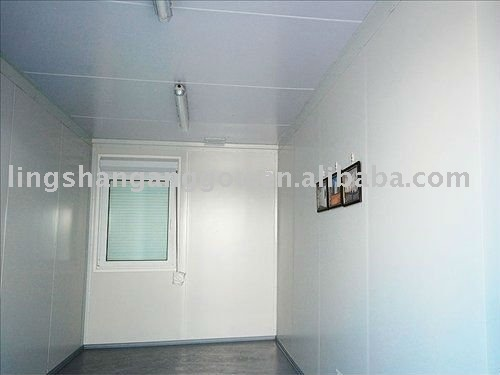 site container office with ISO 9001:2008