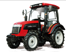 Cheap 4 WD(wheel drive )farm tractor for sale for agricultural purpose with multiple spare parts by china Wuzheng