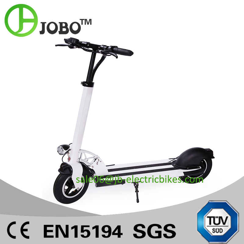 Easy Carrying E Mobility 10 Inch Foldable 36V 400W Lithium Electric Trottinette