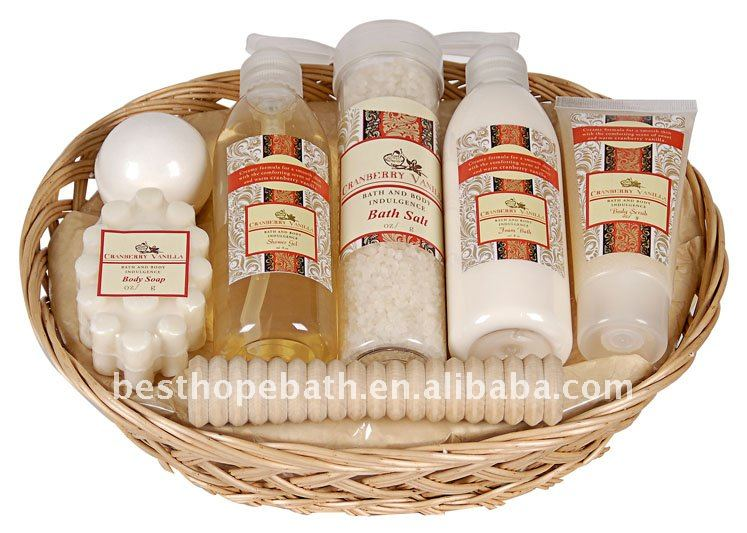 Massage Bath and Body Gift Set for Promotion(Item NO:BH-0904-N29)