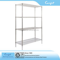 China Supplier Wire Shelving Chrome Wire