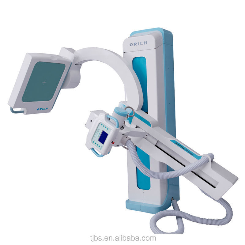 digital x ray system/DR/DR with Toshiba flat panel detector/celling DR