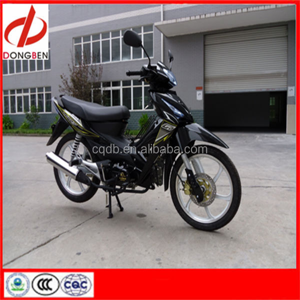 China Manufacturer Cheap Gasoline 125cc Cub Motorcycle From Chongqing