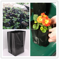 Virgin PE grow bags for hydroponic vegetable growth