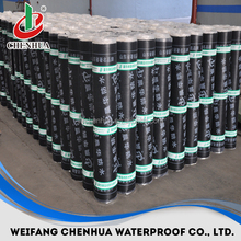 china construction materials bitumen waterproof roll for swimming pool roof