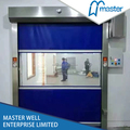 Industry modern magnetic screen high speed roller door