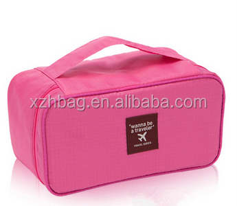 New Multifunction Travel Cosmetic Bag Makeup Case Pouch Toiletry Zip Wash