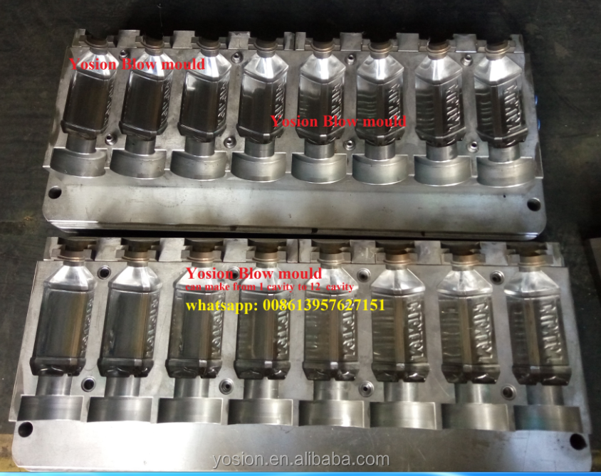 PET Blowing Bottle Mould