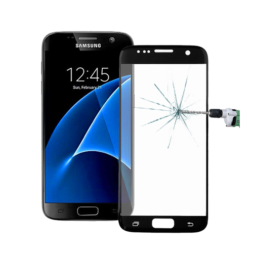 2016 Wholesale Tempered Glass for Samsung S7, Tempered Glass Screen Protector