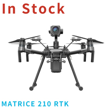 View larger image DJI Matrice 210 RTK Industrial Drone/Aircraft with 38 Mintues Compatible Gimbal Camera Zenmuse X4S X5S Z30 XT