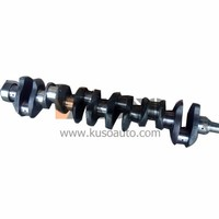 Good Quality Engine Crankshaft for Of Fuso/Mitsubishi 6D22