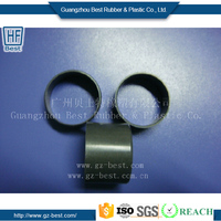 plastic bushing /lining / sleeve of plastic injection part