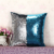 Color Changing Sequin Material Sequin Mermaid Pillow Case 40x40cm