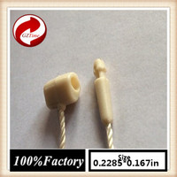 plastic seal string tag for hang tag