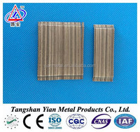 CE Certificate high quality Steel fiber /2016 ASTM A820 in metal building material