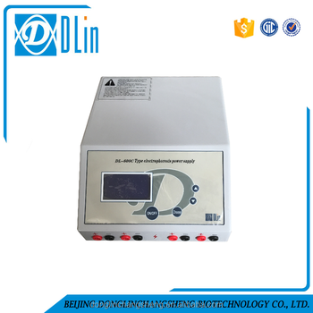 DL-600 Bistable electrophoresis power supply