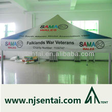 3X3M 10X10' Hot Sale Waterproof 100% PVC Aluminum Popup Heavy Duty Exhibition Event Marquee Canopy folding tent