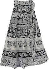 India Wrap around Long Skirt Online Shopping Samples, Find Best ...