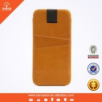 "Factory Wholesale High Quality Leather Phone Case for 4.7"" i Phone 6"
