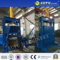 Y82 used clothing baling machine USA market for sale