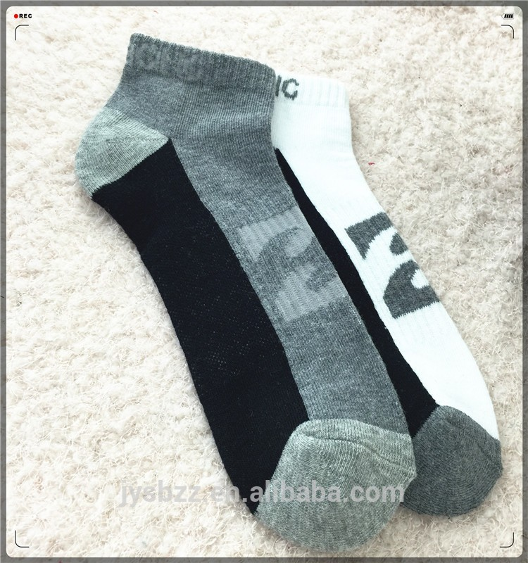 New design comfortable high quality jacquard socks With Good Service