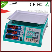 commercial weight waterproof weighing scale machine
