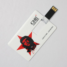 Hot sell Credit card usb flash drive, popular usb business card with logo