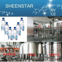 mineral water processing filling machine with latest technology