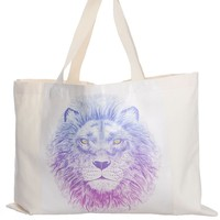 100% organic cotton canvas tote bag