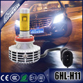 Multicolor 3000k 4300k 6500k 8000k 10000k led car headlight kit H4 H7 H8 H10 H11 H16 9005 9006