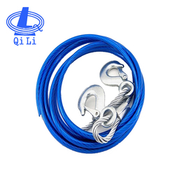 Alibaba Express Flat Eye Stainless Steel Wire Rope Sling