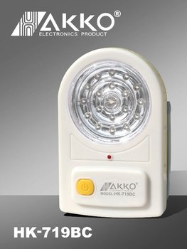 high power portable wall-mounted rechargeable LED Emergency Light