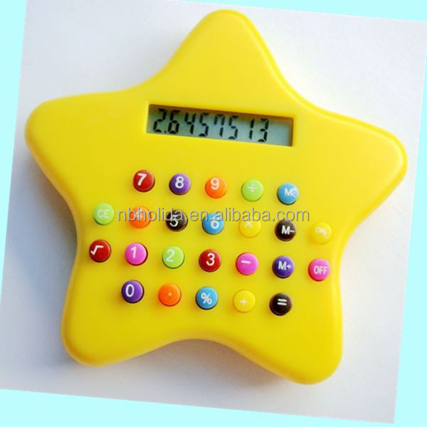 Keychain calculator, mini promotional gift calculator/ HLD-601