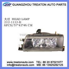 HEAD LAMP FOR TOYOTA COROLLA EE90 AE92