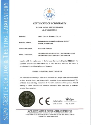 EU-LOW VOLTAGE DIRECTIVE-2006/95/EC