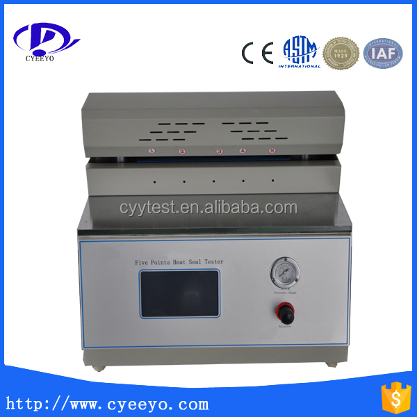 laboratory film five points heat seal tester